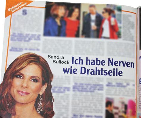 sandra bullock nude german magazine jpg 700x586