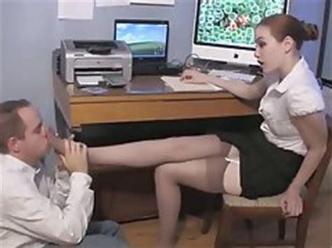 Lesbian secretary foot worship jpg 240x180
